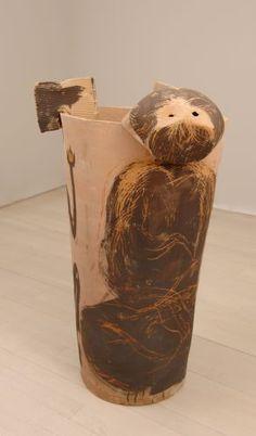 Miquel Barceló - 'Pintar, model i quadre', 2012 (140x95cm)