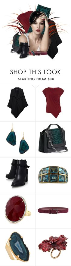 """""""Fashion Passion"""" by rozelle ❤ liked on Polyvore featuring Roland Mouret, Dorothy Perkins, Janna Conner Designs, H&M, Jil Sander, Valerie Nahmani Designs and Madina Visconti di Modrone"""