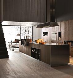 Kitchen Kalea by Cesar: space for senses