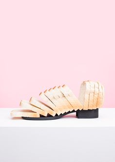art direction | shoe still life photography - everything has a sole - PUTPUT
