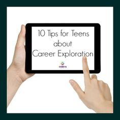 Here are 10 Tips for Career Exploration for teens - start the process! Advice offered by a homeschool high school Career Advisor. Homeschool Transcripts, Homeschool Curriculum, Apply For College, College Tips, Career Advisor, High School Curriculum, Career Day, College Search, Career Exploration
