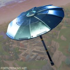 Check The Umbrella default skin in Fortnite: Battle Royale, how to get & images!