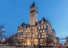 WASHINGTON (RNS) — A newreport from The New York Times citing Trump's tax information raises questions about the potential conflicts of interest in making money off his religious allies while in office. Billy Graham Evangelistic Association, Trump International Hotel, Old Post Office, Trump Taxes, Hotel S, Independence Day, Big Ben, Philippines, This Or That Questions