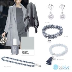 Beblue Jewelry offers handmade high-end sterling silver, mother-of-pearl, leather and gold jewelry. Pantone 2015, Fringes, Necklaces, Bracelets, Pearls, Earrings, Silver, Leather, Accessories