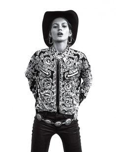 Dallas Magazine | Vogue Japan April 2016 Model | Valery Kaufman Photographer | Camilla Akrans