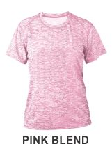 Buy the Blend Ladies Performance Tee by Badger Sport Deals! Badger sport shoulder for maximum movement. Softball Jerseys, Fastpitch Softball, Badger Sports, Lady, Tees, Pink, Women, Fashion, Moda
