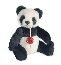 Herman Teddy Bear Panda Bear 24cm (japan import) Herman teddy bear