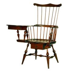 D.R.DIMES Windsor Chairs Writing Arm Chairs   Three Back Writing Arm Chair  | Green Front Furniture | Pinterest | Windsor F.C. And Arms