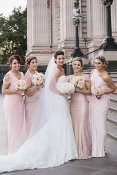 Bridesmaid Dresses Every Girl Should See For Summer Weddings Beautiful  Bridesmaid Dresses 2fd6b6962b63