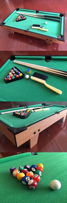 Tables 21213: Tands Tabletop Billards And Pool Table Game  U003e BUY IT NOW ONLY