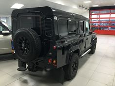2010 LAND ROVER DEFENDER 110 2.4TDCI COUNTY XS STATION WAGON 7 SEATER.. | eBay