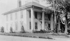 Marsh-Warthen House in Walker County, Georgia.