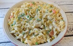 9 Freezer-Ready Casseroles for Cold Winter Nights - Chicken noodle casserole