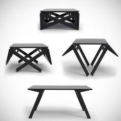 tumonch: Transforming coffe table