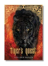 2nd book in the Tiger's Curse series.