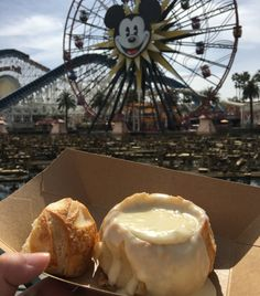 Here's What Happened When We Tried All the Food at Disney California Adventure's Food and Wine Festival | White Cheddar Lager Soup