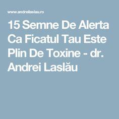 15 Semne care arata ca ficatul tau este plin de toxine