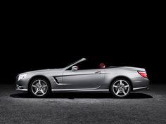Mercedes-Benz Clase SL 2012