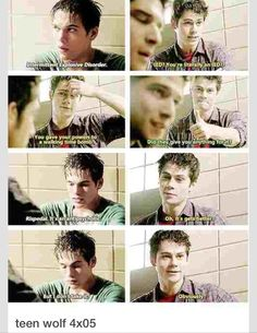 Dylan Sprayberry (Liam Dunbar) , Tyler Posey (Scott McCall) , & Dylan O'Brien (Stiles Stilinski) - Teen Wolf