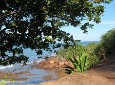 Praia de Carapebus - Serra - ES, Brasil
