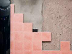 Terrazzo, Roots Restaurant, Atelier Architecture, Material Color Palette, Jorge Gonzalez, How Soon Is Now, Garden Pavilion, Genius Loci, American Diner