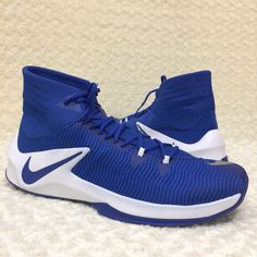 new style 7df3b f7cf3 Nike Zoom Clear Out Big Foot Men Size 17.5 US Basketball Shoes 856486-441  New  Nike  BasketballShoes
