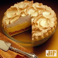 Traditional+Peanut+Butter+Pie from Jif®