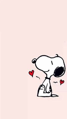 17 Trendy Ideas For Snoopy Wallpaper Phone Wallpapers We Heart It Snoopy Love, Snoopy E Woodstock, Charlie Brown Und Snoopy, Happy Snoopy, Snoopy Wallpaper, Cartoon Wallpaper Iphone, Cute Cartoon Wallpapers, Disney Wallpaper, Wallpaper Backgrounds