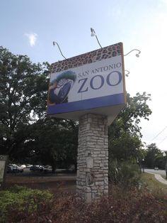 San Antonio Zoo - San Antonio, Texas
