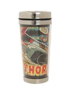 Marvel Thor Travel Mug | Hot Topic