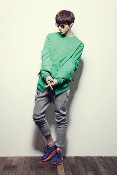 Korea Model Ahn Jae Hyun