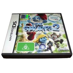 The Smurfs 2 Nintendo DS 2DS 3DS Game *Complete* (Preowned) Great gameCart Condition: Good2DS and 3DS Compatible Not always same as photo, similar.