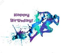 Happy Birthday Runner!