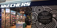 SKECHERS Singapore Compass One Opening Exclusive Sports Water Bottle with Purchase