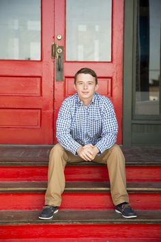 Blake, West Bottoms Mini Session, Kansas City MO, Senior Photography | The Mullikin Studio