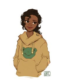 disney, heroine, and modern image Cartoon Kunst, Cartoon Drawings, Cute Drawings, Art Black Love, Black Girl Art, Princesa Tiana, Black Girl Cartoon, Black Art Pictures, Cartoon Art Styles