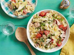 Get Artichoke Pasta Salad Recipe from Food Network