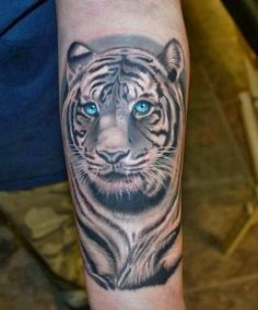 color tiger tattoo for women colored tiger tattoos for ladies