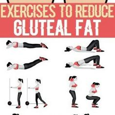 Effective Exercises to Reduce Gluteal Fat