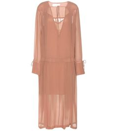 See By Chloé marries Parisian glam to boho style, resulting in this chic, easy-to-wear dress.