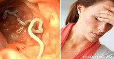 10 sintomi che indicano la presenza di parassiti intestinali