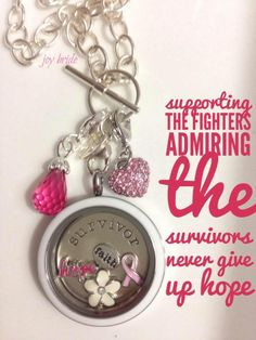 for the survivor,  White Locket! See all the New Collection @ www.asaylor.origamiowl.com  Or visit Ashley @ her FB  The Owl Shack!  Thanks!