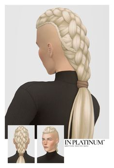Maxis, Around The Sims 4, Sims Stories, Pelo Sims, Sims 4 Collections, Sims 4 Characters, Sims 4 Mm Cc, Sims Hair, Sims 4 Cas