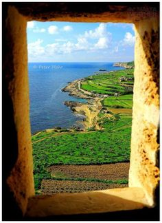 View from Fort Chambray, Gozo // Malta Direct will help you plan an unforgettable trip