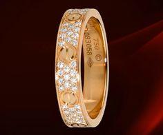 anillo cartier love oro rosa 10                                                                                                                                                                                 Más
