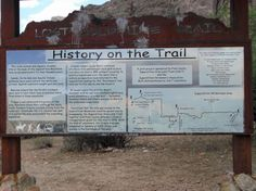 History On The Trail