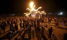 Burning Man's black campers explain why they are the 1% | Culture | The Guardian