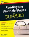 Reading the Financial Pages For Dummies:Book Information - For Dummies