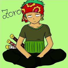 Zoro Strong World by Mugiwara-no-Lari.deviantart.com on @DeviantArt