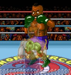 Super Punch-Out!! SNES. #videogames #classic #video #games Classic Video Games, Retro Video Games, Video Game Art, Retro Games, Arcade Game Machines, Arcade Games, Punch Out Game, Old Nintendo Games, Little Mac